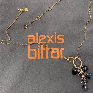 Alexis Bittar Necklace Crystals